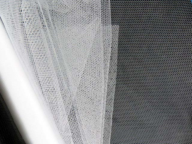 "French Tulle Netting 72"" Wide"