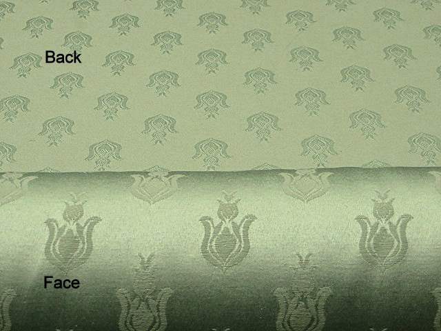 Celery Jacquard-Design Bellflower