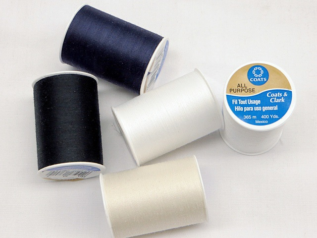 Coats & Clark Dual Duty Thread-400 yards