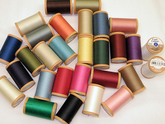 Coats & Clark Machine Quilting Cotton Thread-350yards