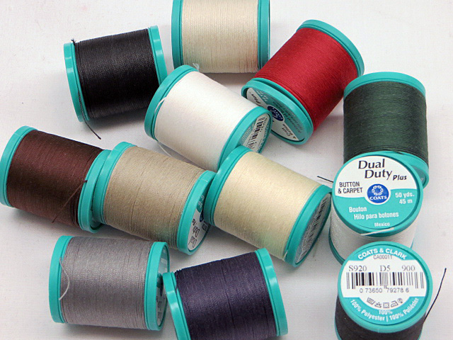 Coats & Clark Dual Duty Plus Button And Craft Thread