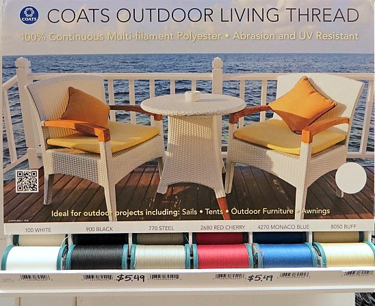 Coats & Clark Outdoor Thread