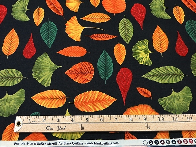 Leaves by Blank Quilting