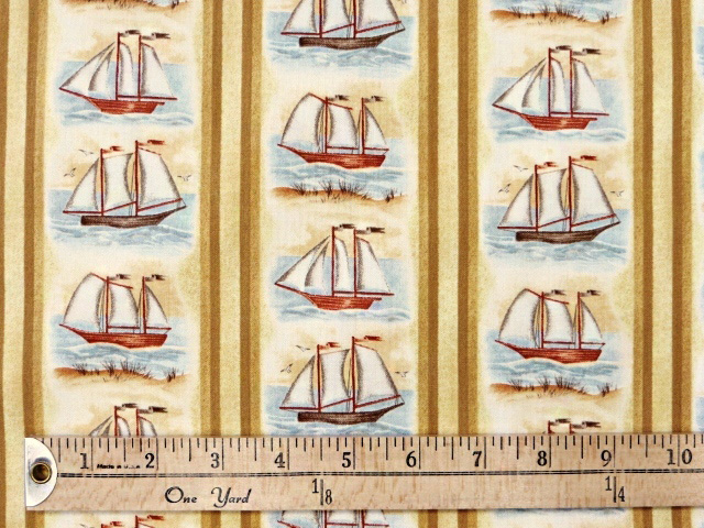 Nautical Print by Blank Quilting