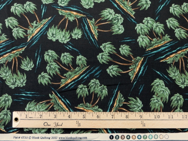 Palm Trees by Blank Quilting
