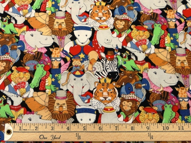 Children Novelty Print by Blank Quilting