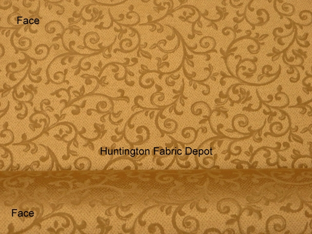 Curry/Golden Tan Jacquard-Design Diva