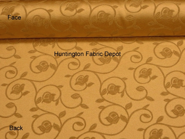 Curry/Golden Tan Jacquard Design/Cactus-New Castle Collection