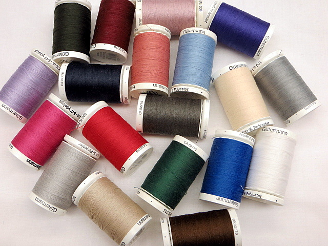 Gutermann Sew-All Thread 547 Yards