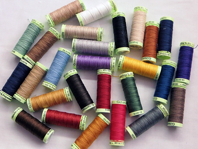 Gutermann Top Stitch Heavy Duty Thread