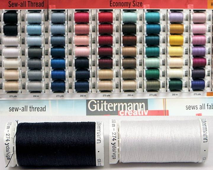 Gutermann Sew-All Thread 274 Yards