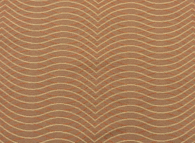 Light Brown/Gold Upholstery Fabric