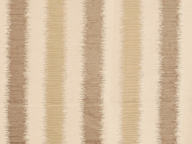 Beige Vertical Striped Fabric