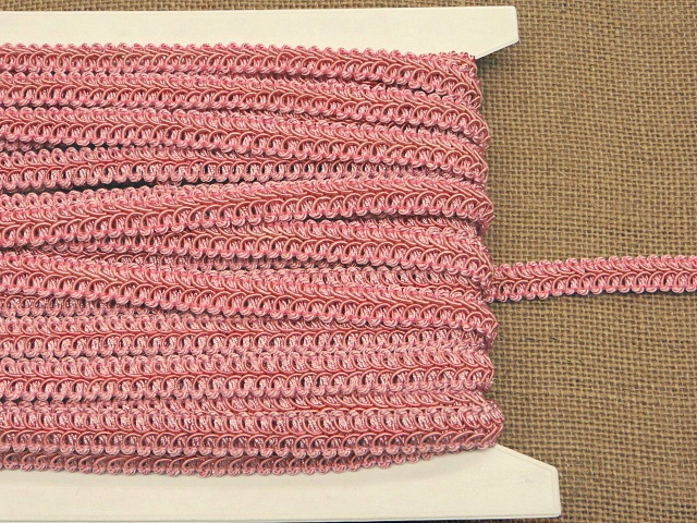 Pink Alice Classic Woven Braid Trim