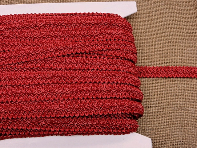Red Alice Classic Woven Braid Trim