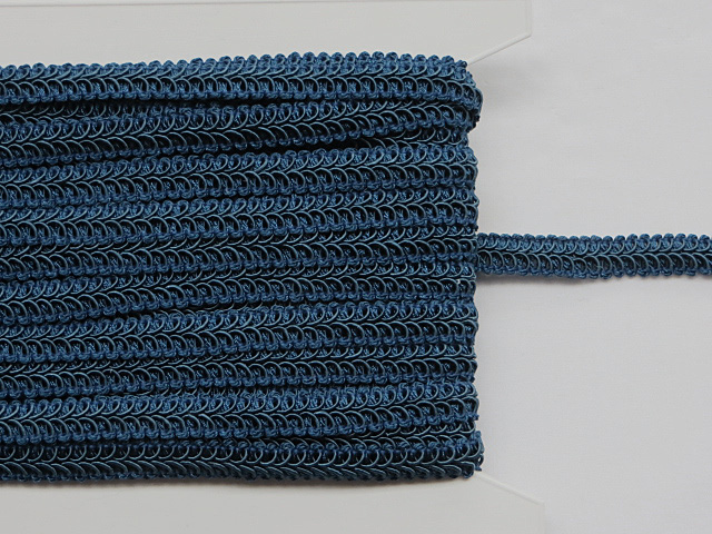 Royal Blue Alice Classic Woven Braid Trim