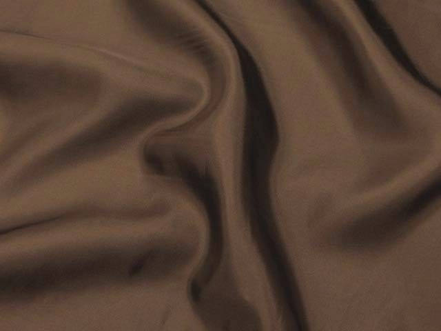Brown Satin Fabric for Party/Event Decorations and Displays