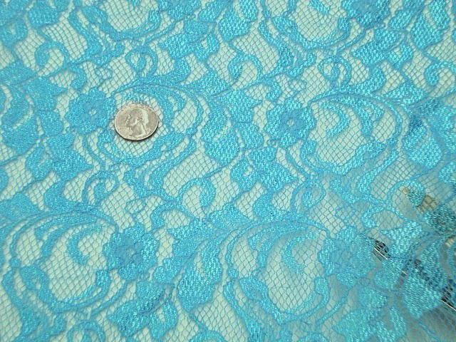 Lace-Stretchable Raschel