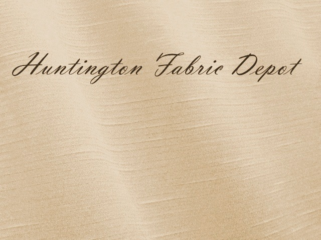 Elegant Home Decor Beige Shantung Fabric