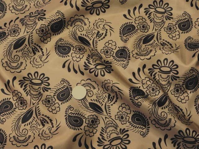 Cheap Paisley Decoration/Display Fabric