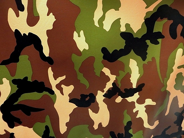 Camouflage Vinyl For Residential/Commercial/Hospitality Applic.