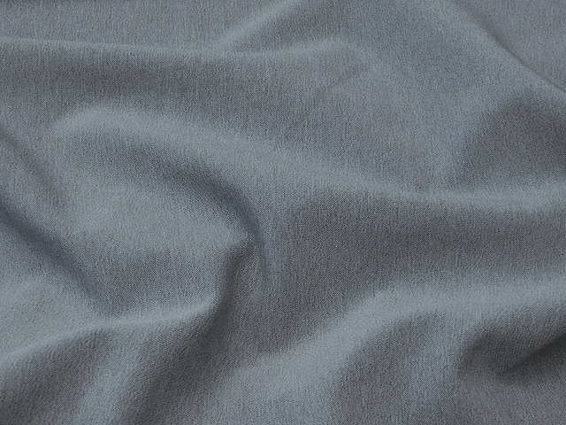 Denim Blue Stretch Gabardine Fabric