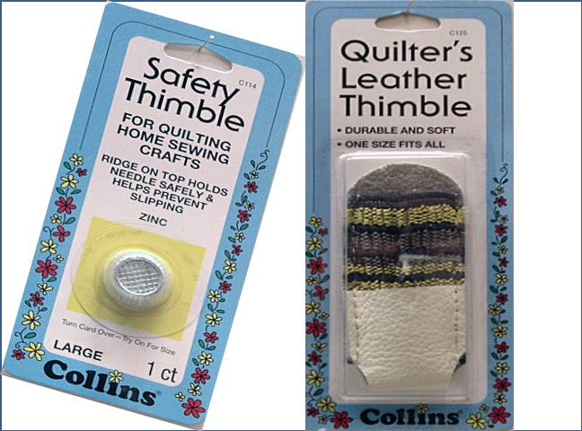 Safety Thimbles