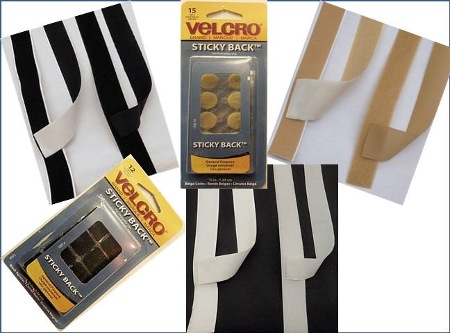 Velcro Hook and Loop Fasteners