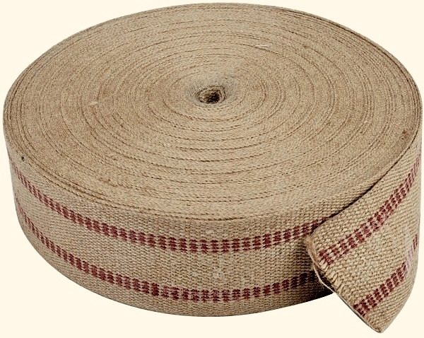 Heavy-weight Jute Webbing