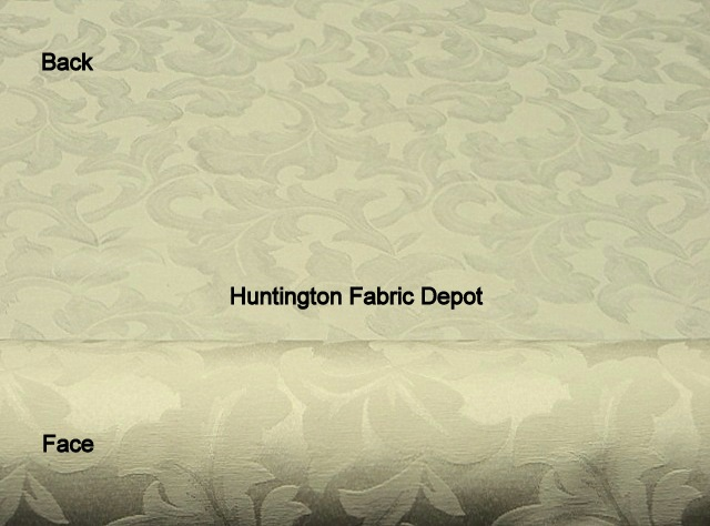 Wheat/Cream Jacquard-Design Tulip