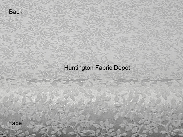 White Jacquard Design/Lina-New Castle Collection