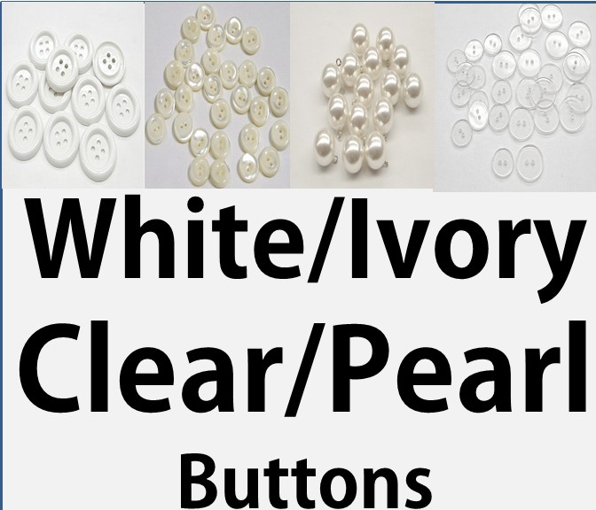 White,Ivory,Clear,Pearlized