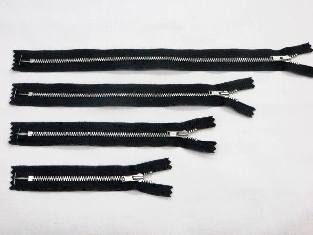YKK Aluminum Pants Zippers YKK Aluminum Pants Zippers [YKK