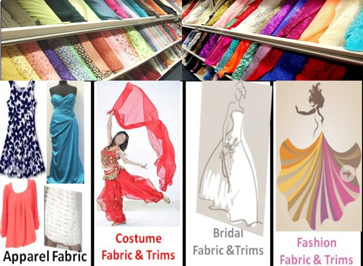 Apparel and Fashion Fabric