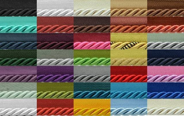 Cords Lip Cords Trimmings Huntington Fabric Depot